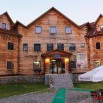 Горный Алтай: Отель «Малина» — наш отель в ОЭЗ «Бирюзовая Катунь»