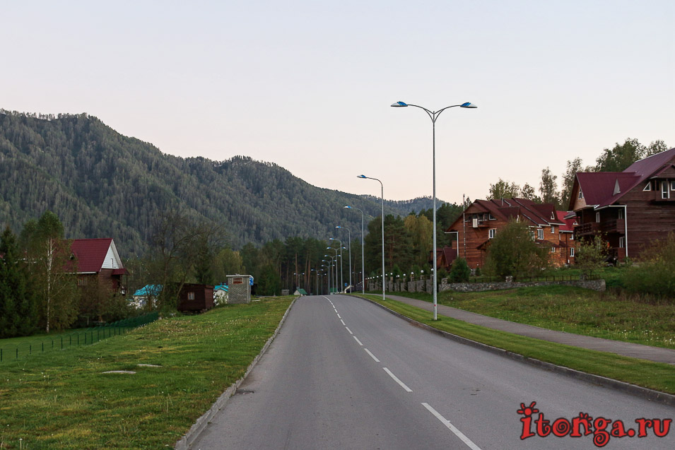 отель Малина, Горный Алтай,