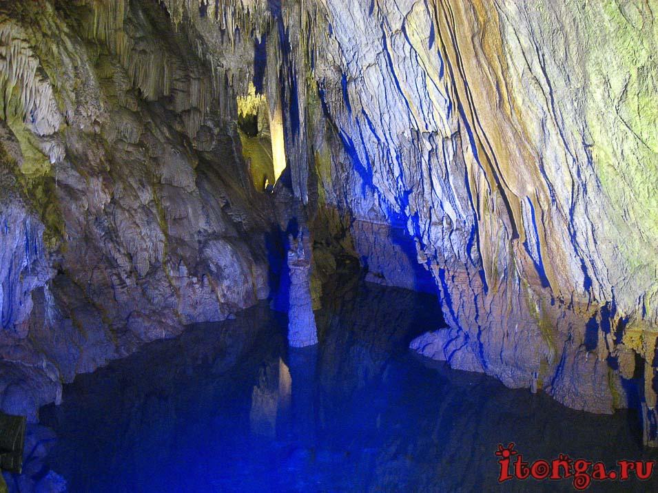 Пещеры Алании, пещеры Турции, пещера Дим,