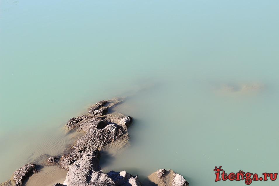 река бирюзовая Катунь, Горный Алтай,