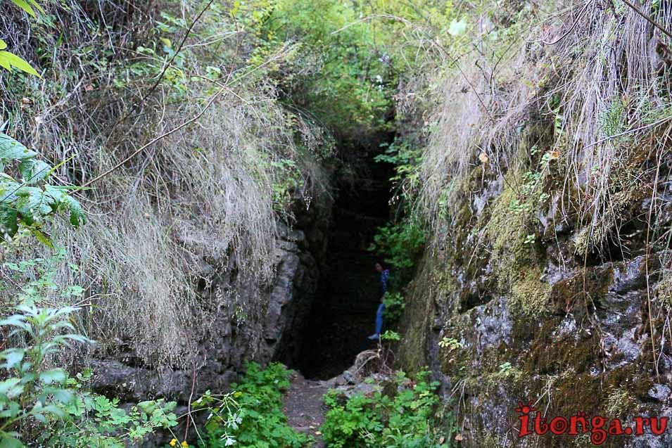 Пещера Колчака, Кузедеево, Кузедеевский разлом,