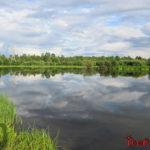 Озеро Калтарак в Калтане - фото и описание