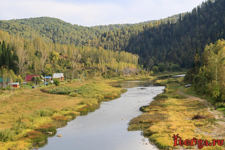 река Тельбес