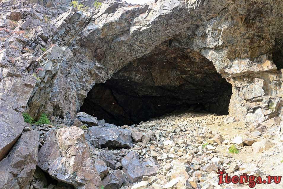 Тельбесский рудник