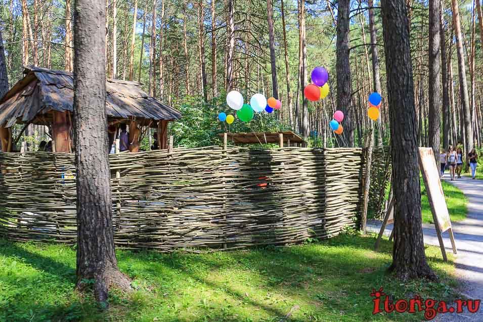 музей заповедник Томская писаница