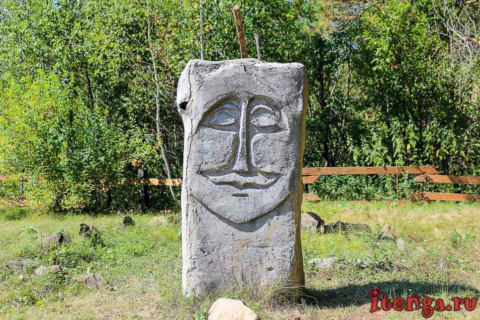 сибирская мифология, томская писаница
