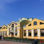 ЖД вокзал Прокопьевска