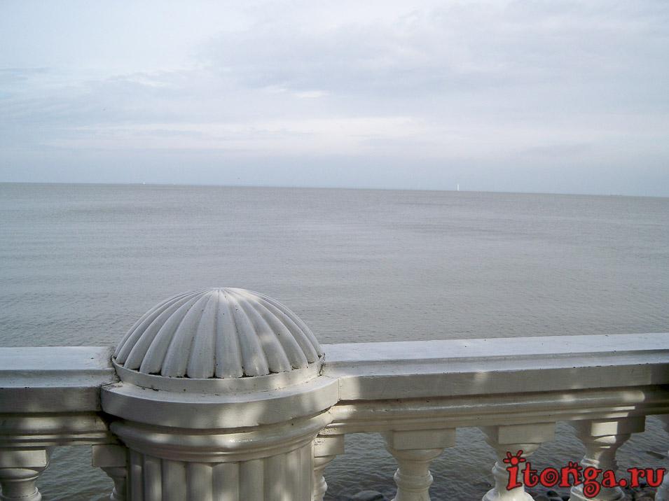 Финский залив, петергоф
