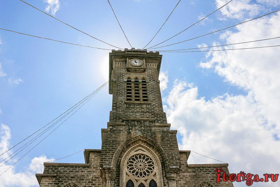 Нячанг, Кафедральный собор,