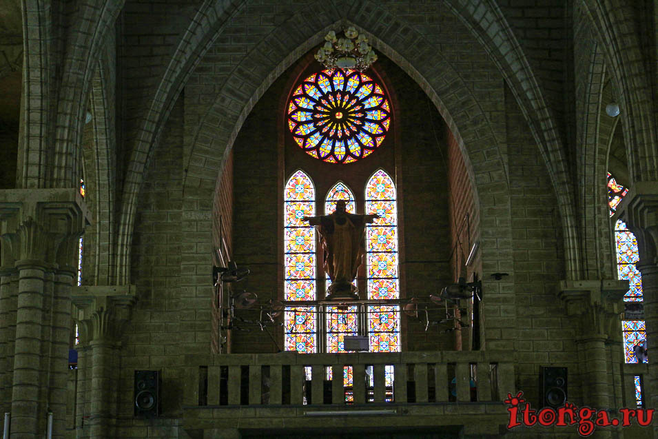 Католический храм в Нячанге