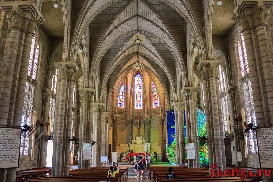 Католический собор в Нячанге