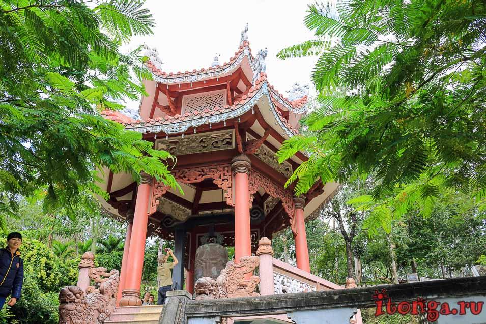 Пагода Лонг Шон, Нячанг