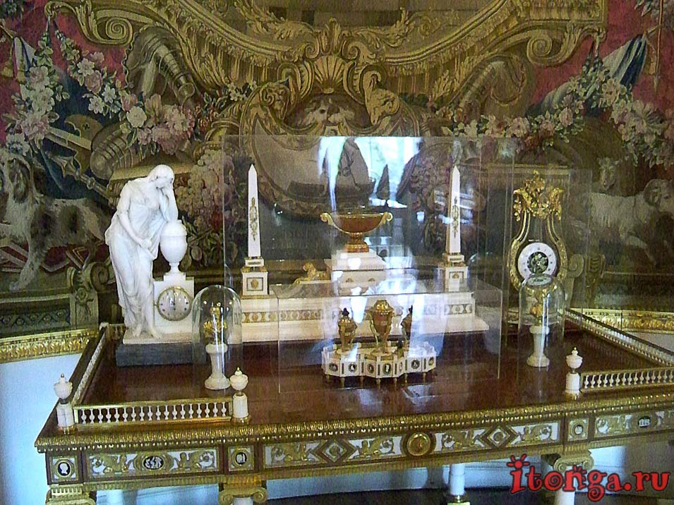 музей-заповедник Павловск, ковровый кабинет