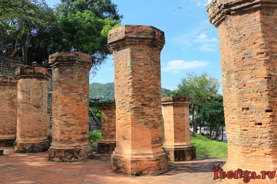 Чамские башни, Нячанг, По Нагар