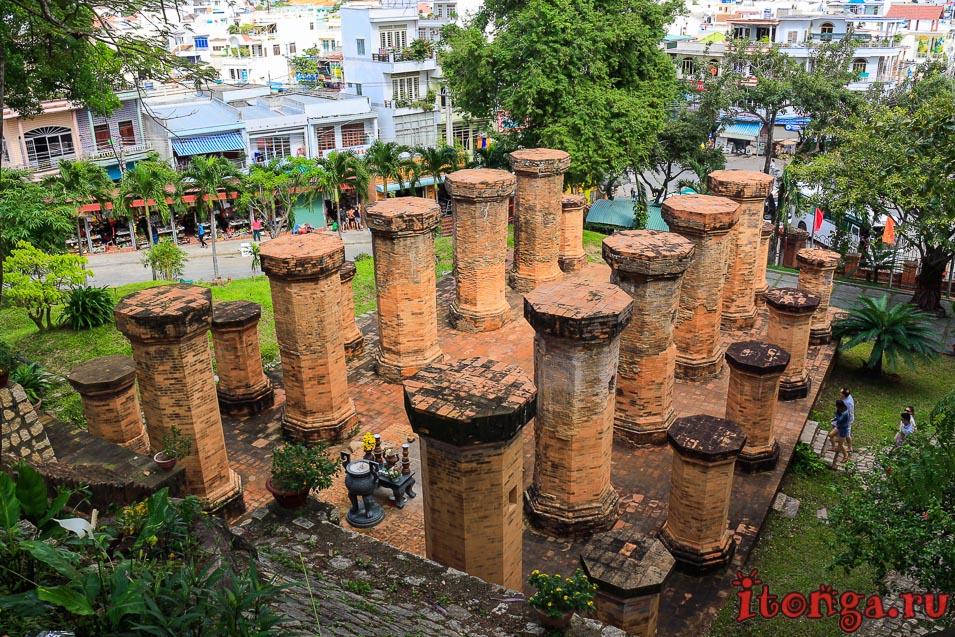 башни Понагар, Нячанг,