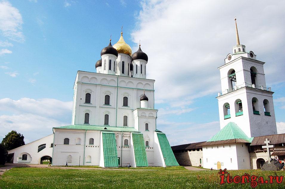 Экскурсии в Пскове