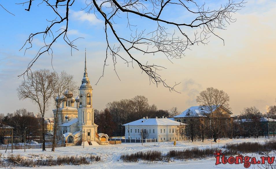 экскурсии в Вологде