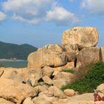 Нячанг. Сад камней на мысе Хон Чонг