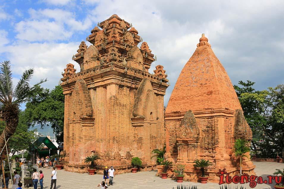 Чамские башни в Нячанге, Понагар