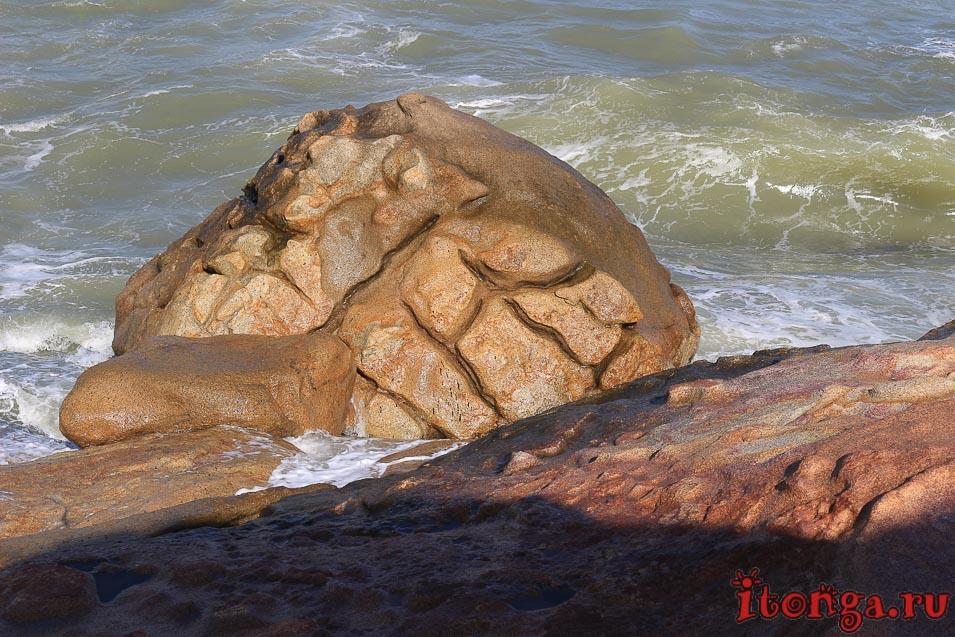 сад камней, Нячанг, Вьетнам,