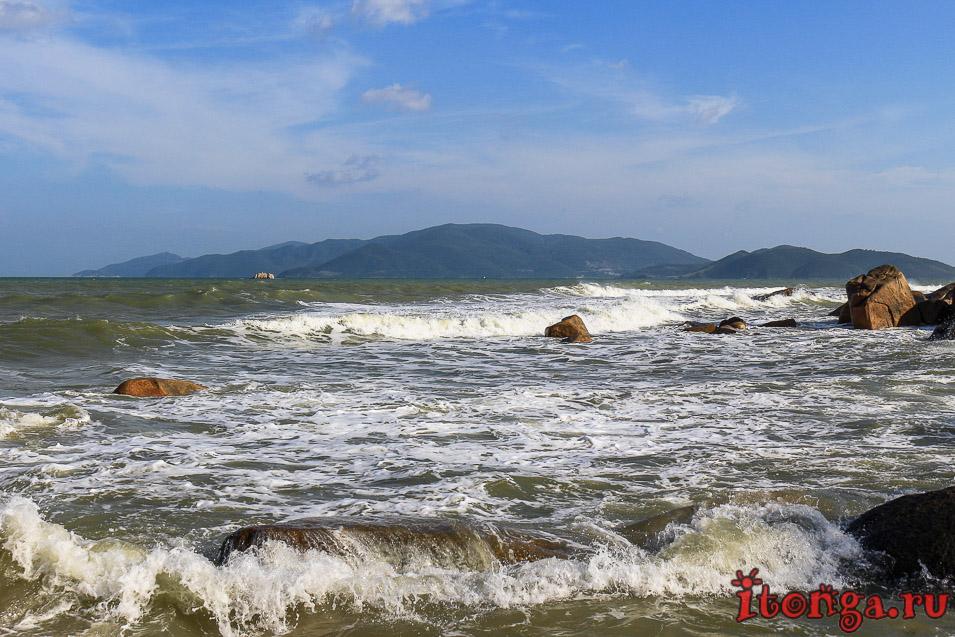 сад камней, Нячанг, Вьетнам, Хон Чонг,