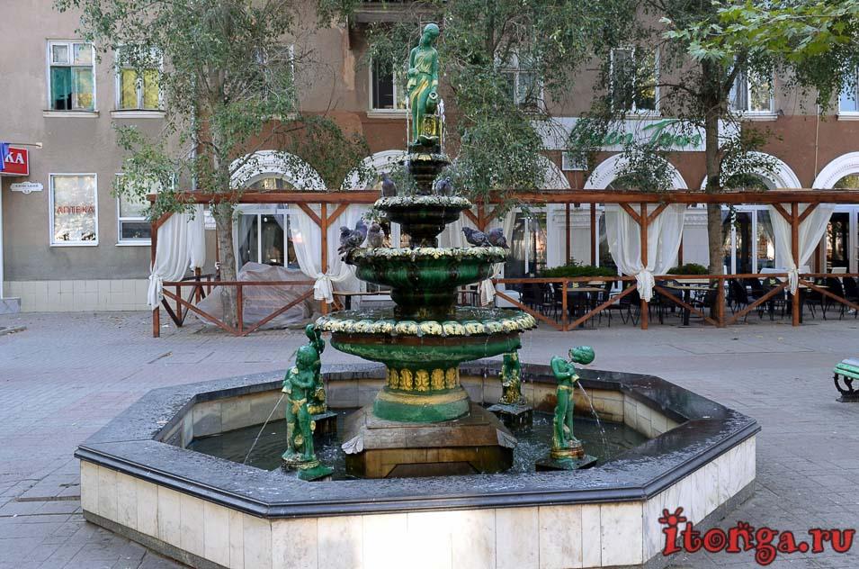 фонтан, азовский проспект
