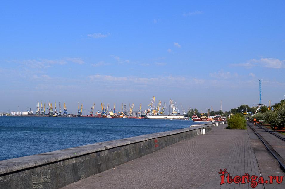бердянск, азаовское море