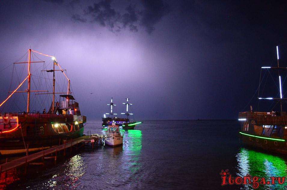 бердянск, азовское море, гроза