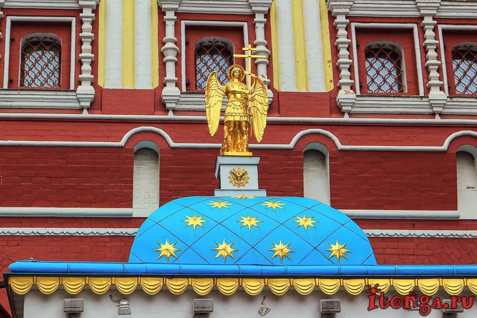 Иверская часовня, Красная площадь