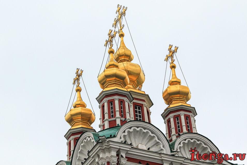 обзорная экскурсия по Москве на автобусе