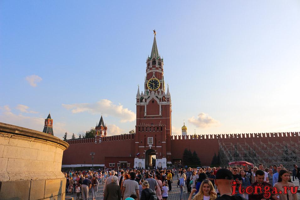 """""""Красная площадь и Московский Кремль"""