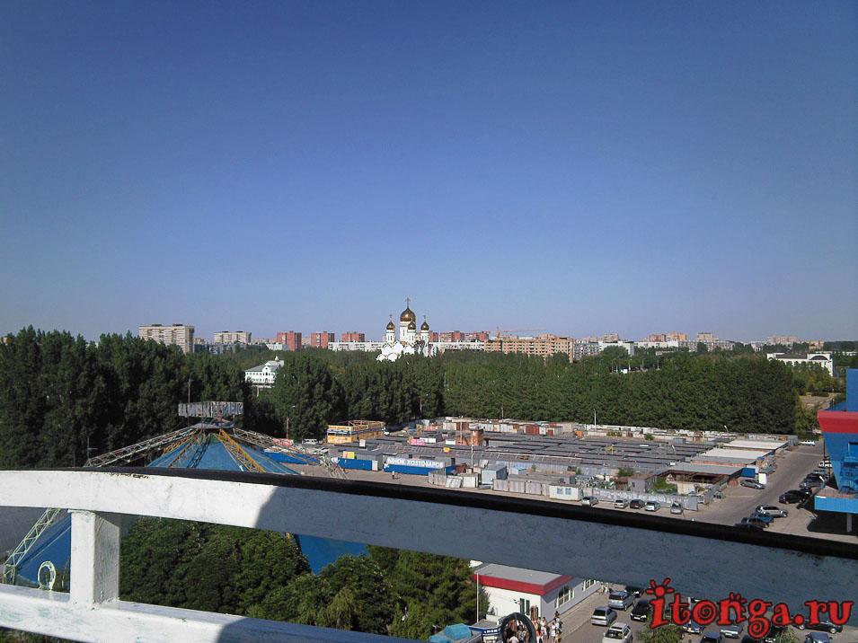 что можно посмотреть в Тольятти