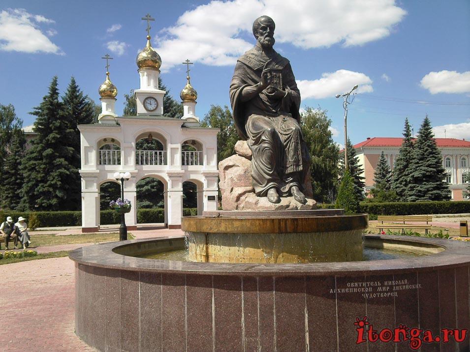 Что посмотреть в Тольятти, достопримечательности