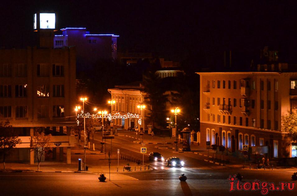 белгород, соборная площадь, гражданский проспект