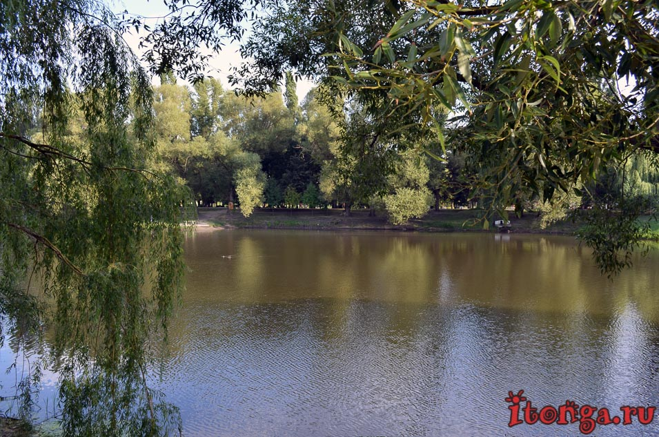 белгород, парк победы