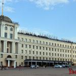 Соборная площадь Белгорода