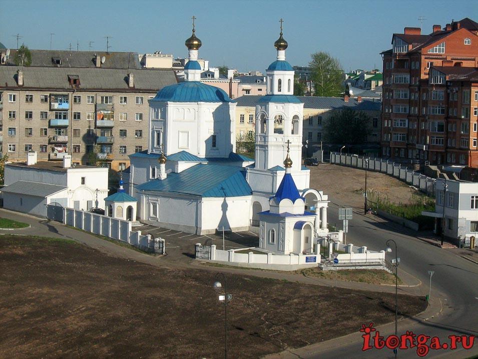 достопримечательности Казани, Татарстан