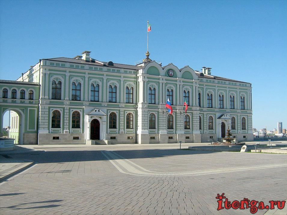 Кремль в Казани