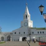 Кремль в Казани - главное украшение столицы Татарстана