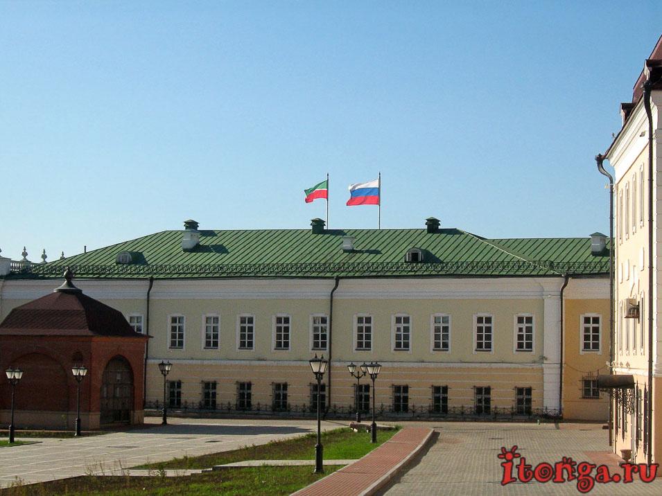 Пушечный двор Казанского кремля