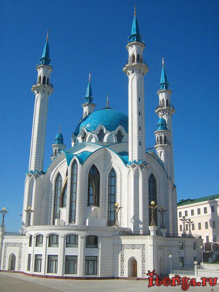 мечеть, Кул-Шариф, Казань, Татарстан