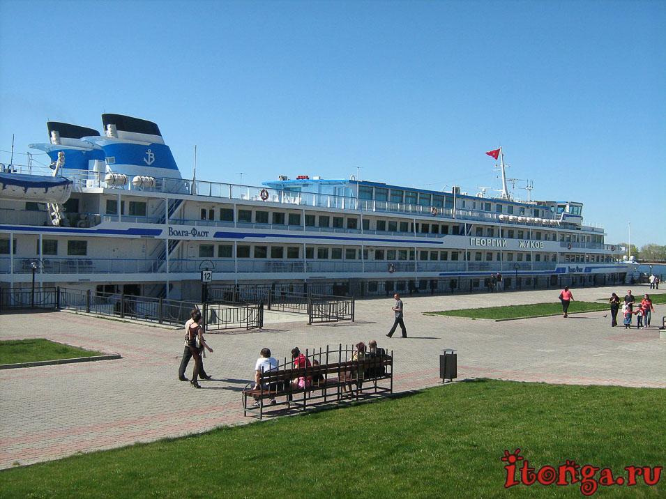 речной вокзал Казань, Казанский речной порт, речные круизы из Казани, куда поехать в мае в России
