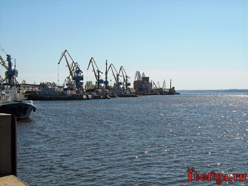 речной вокзал в Казани, Казанский речной порт