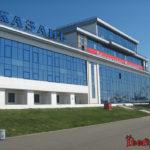 Речной вокзал в Казани
