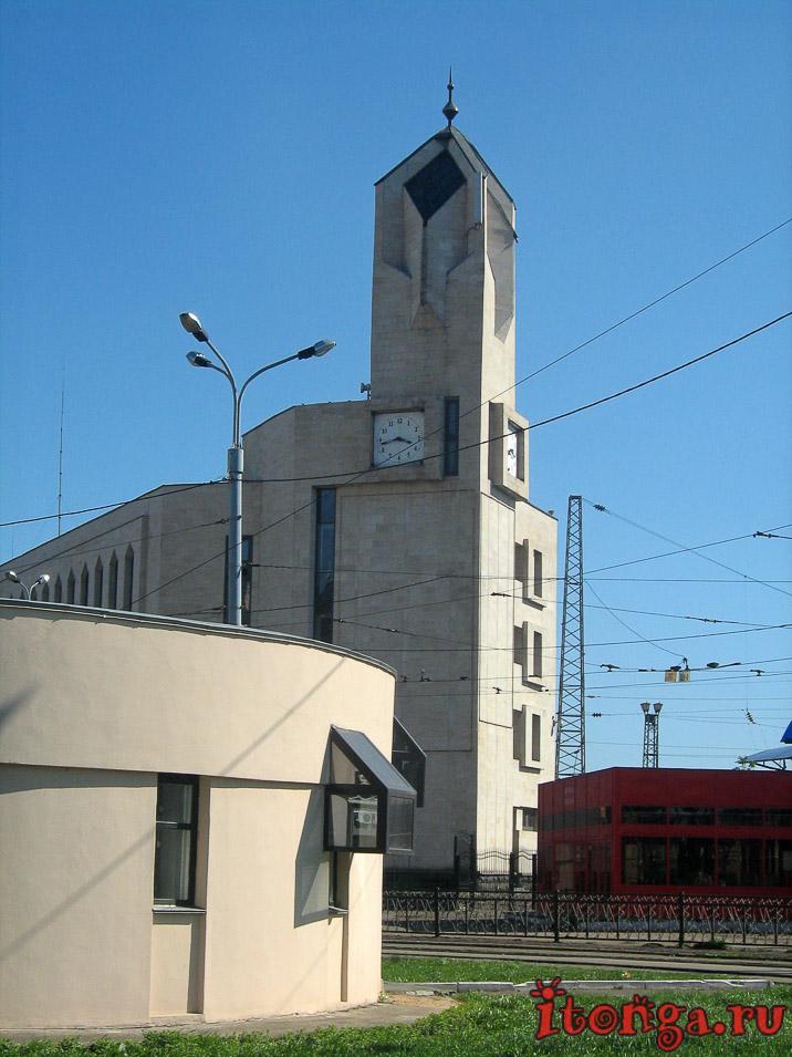 жд вокзал Казани