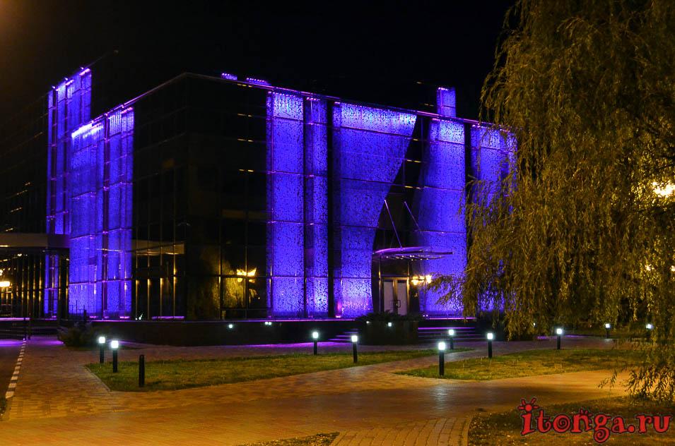 белгород ночью