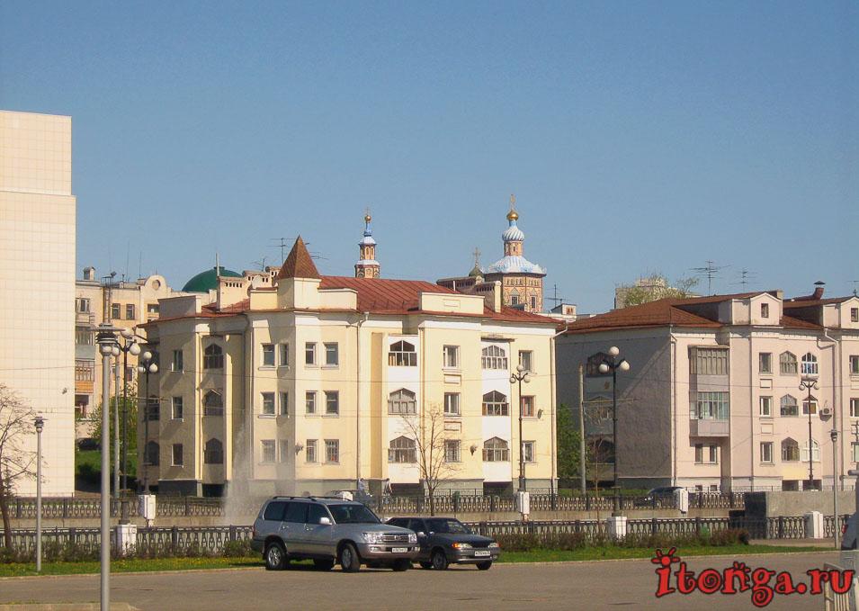 канал Булак в Казани