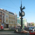 Улица Баумана и Петербургская. Пешеходные улицы Казани