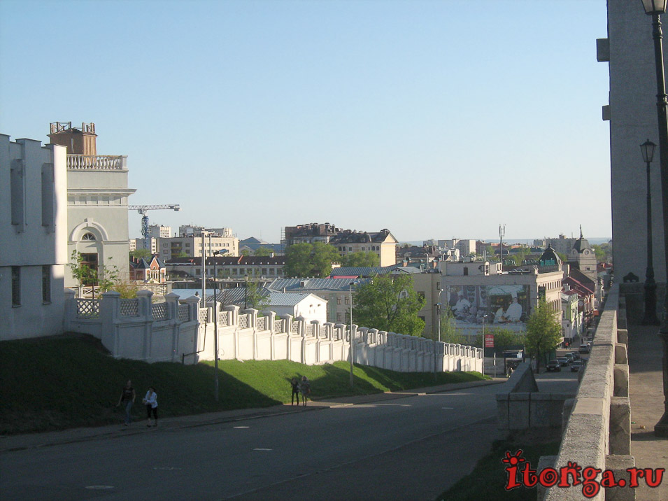 улицы Казани, Кремлёвская улица