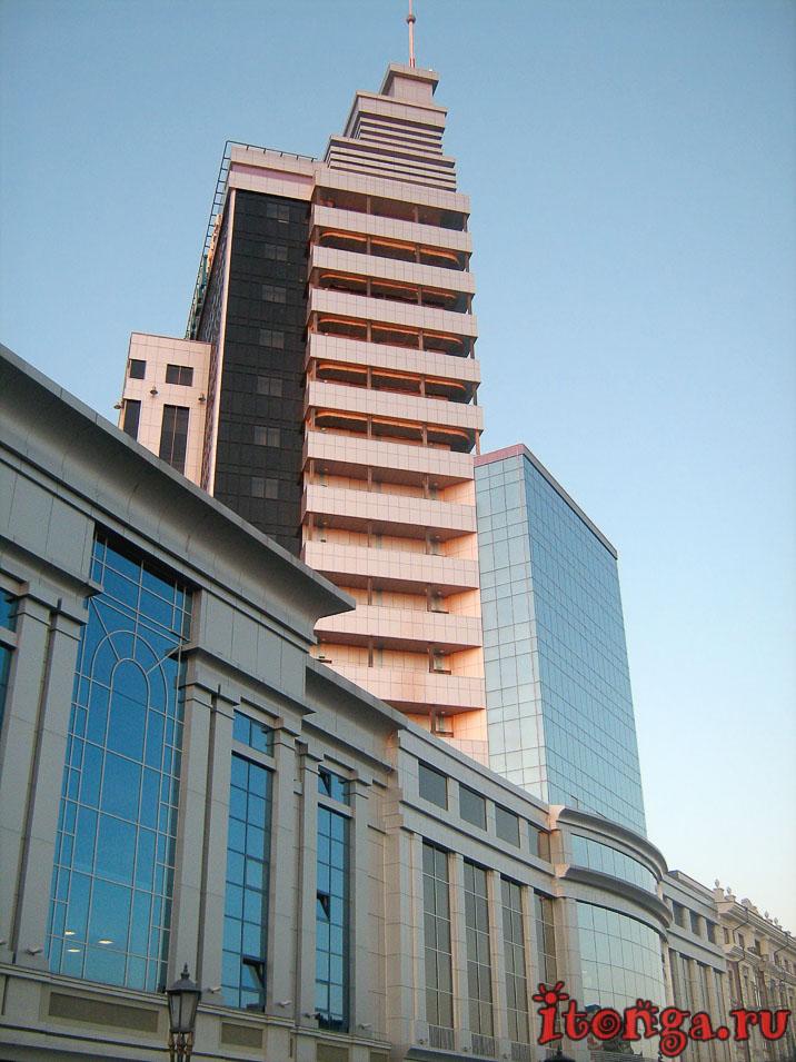 Петербургская улица, Казань, пешеходная улица в Казани